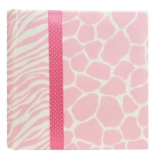 Pepper Pot Large Photo Album, Giraffe Girl