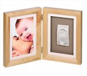 Baby Art Print Natural Frame Kit
