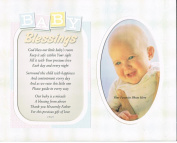Baby Blessings & Photo Mat