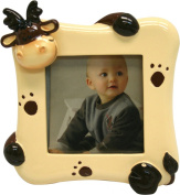 KMP Gifts Bobble Face Moose Photo Frame