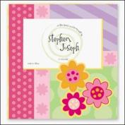 Stephen Joseph Flower Nursery Picture Frame
