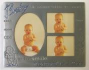 3½.5 & 2 - 3.2¼ 'Baby - A Sweet Little Treasure' - Inlay