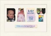 Baby Word Photo Frame 22.9cm X 33cm