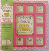 New Seasons School Years Photo Album Pink
