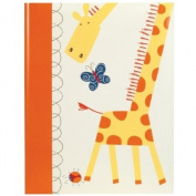 Pepper Pot Baby Record Book, Jungle Friends Boys