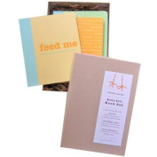 Loralin Design Baby Gift Box Set with Feed Me, Special Moments and Look What I Got Journal
