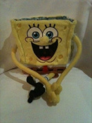 Spongebob Squarepants Plush Easter Basket