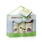 Little Twig Baby Basics Gift Set, Unscented