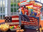 America The Beautiful Snack Gift Box - Large