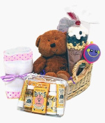 Junior Baby Gift Basket - Girl