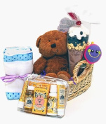 Junior Baby Gift Basket - Boy