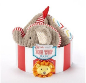 "Limited Edition ""Big Top Baby"" Three-Piece Baby Gift Set"