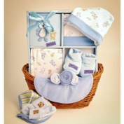 Sweet Baby Boy Gift Basket [Baby Product]
