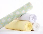 Muslin Swaddle Set - True French Muslin - Baby Shower Gift - PRECIOUS