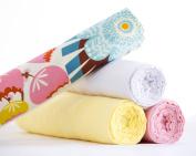 Muslin Swaddle Set - True French Muslin - Baby Shower Gift - SUNNY