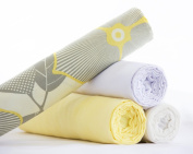 Muslin Swaddle Set - True French Muslin - Baby Shower Gift - SONOMA
