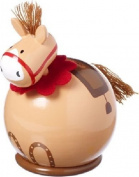 Orange Tree Childrens Pony Piggy Bank