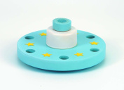 Niermann Standby Birthday Music Box, Light Blue, Maxi,