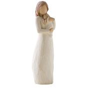 DEMDACO Willow Tree Figurine, Angel of Mine