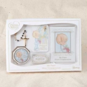 Precious Moments Deluxe First Communion Gift Set - Boy