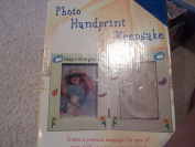 Photo Handprint Keepsake
