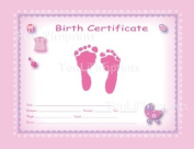 Baby-Safe Pink Colour Birth Kit