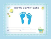 Baby-Safe Blue Colour Birth Kit