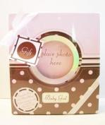 Cudlie Baby Girl Pink Keepsake Box with Photo Album