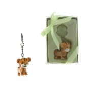 Lunaura Baby Keepsake - Set of 12 Baby Tiger Key Chain