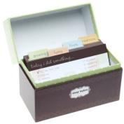 Tiny Tales Keepsake Baby Memory Kit Box
