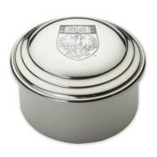Chicago Pewter Keepsake Box