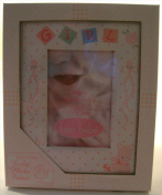 Bon Bebe Baby Girl Photo Frame 10.2cm x 15.2cm