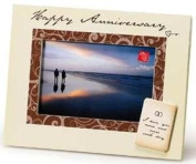 Special Anniversary frame by Russ Berrie - 4x6