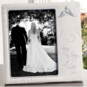 Roman 63753 Sing A Song Of Love Wedding Frame
