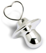 Krysaliis Sterling Silver Pacifier Keepsake