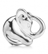 Sterling Silver Elephant Rattle