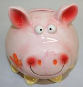 Ceramic Colourful Piggy Bank