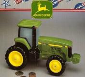 John Deere Tractor Savings Bank