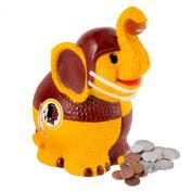 NFL Washington Redskins Thematic Elephant Piggy Bank