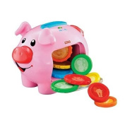 Fisher-Price Laugh and Learn Piggy Bank baby gift idea