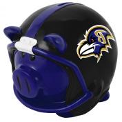 NFL Baltimore Ravens Resin Large Helmet Piggy Bank