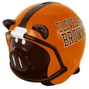 NFL Cleveland Browns Resin Large Helmet Piggy Bank