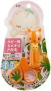 Kai Baby Kangaroo Nail Scissors with Baby File