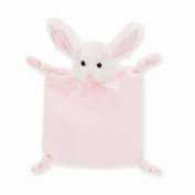 Baby's Pink Bunny Blankie - Bearington Wee Cottontail