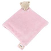 FAO Schwarz 27.9cm Bear Dou Dou - Pink