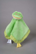 Green Frog Snuggler 33cm by Douglas Cuddle Toys