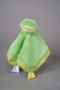 Green Frog Snuggler 33cm by Douglas Cuddle Toys