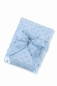 "Bearington Collection Dottie Blankie"" (Blue)"""