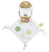 Dandelion Organic Toy Bear Blanket