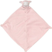 Angel Dear Mini Baby Blanket Pink Lamb